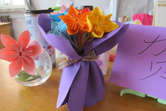 浓浓师生情——特殊的教师节礼物图片